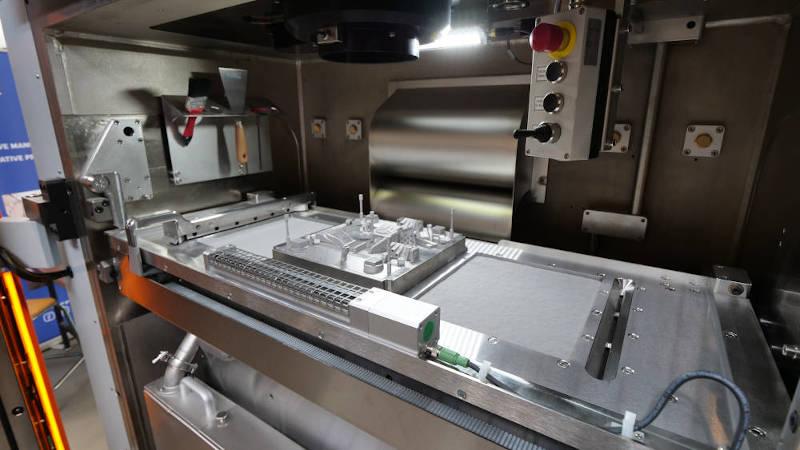 La nouvelle machine de fabrication additive de Centrale Nantes
