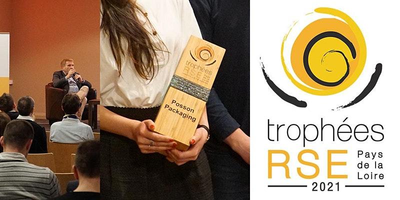 Remise des trophées RSE Pays de la Loire 2021