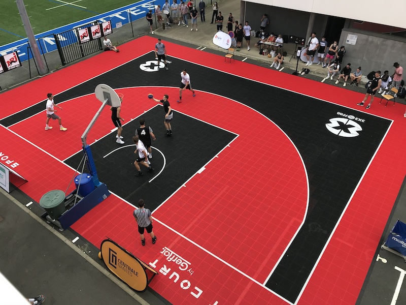 tournoi basket 3x3