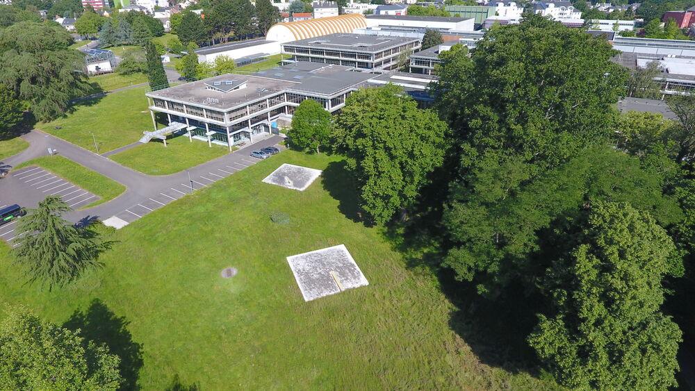 Un campus vert