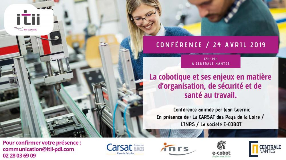 Conference Cobotics And The Challenges Ahead For Organisation