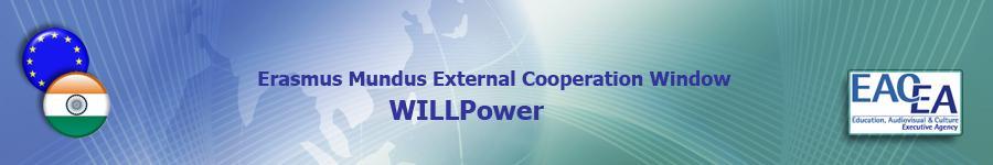 Logo WILLpower