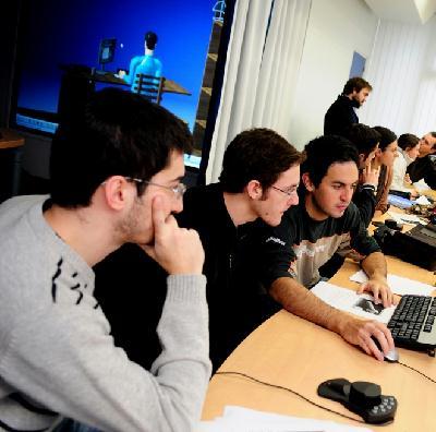 Photos PhD students