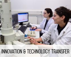 Innovation and tech transfer