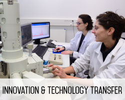 Innovation and tech transfer