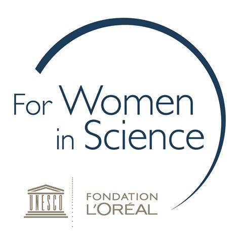 logo Women for Science