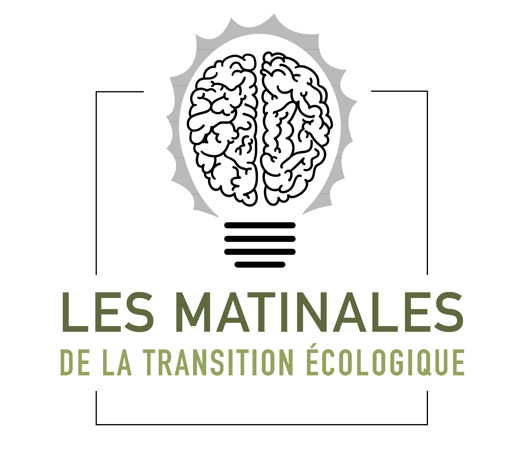 Matinales de la transition écologique : logo