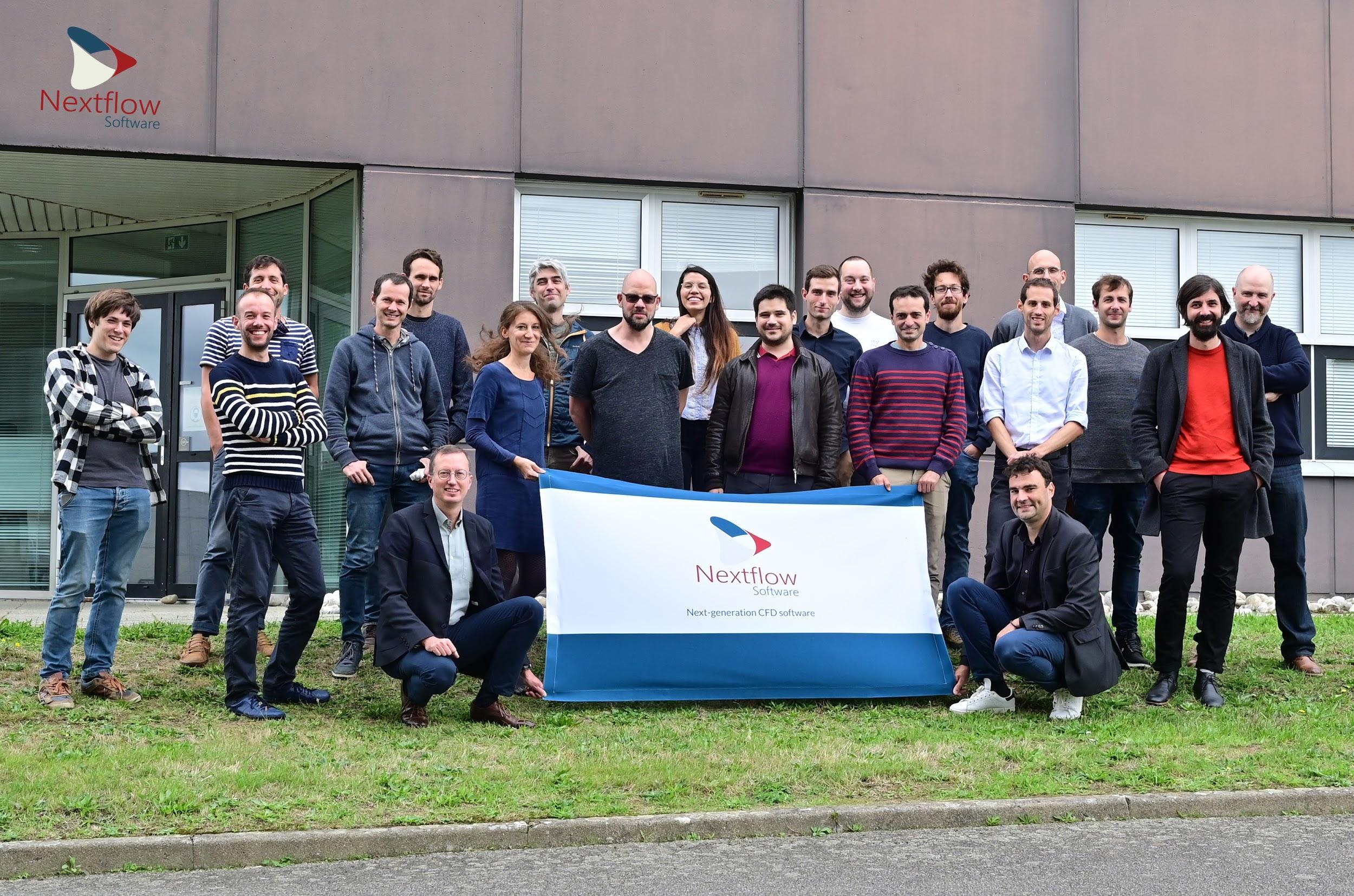 Equipe de Nextflow Software