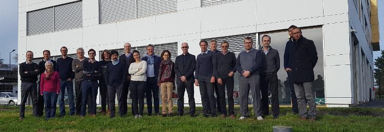 Réunion de lancement d'OMDYN2 – France Energies Marines - Brest