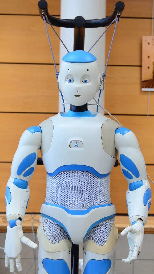 Robot Roméo