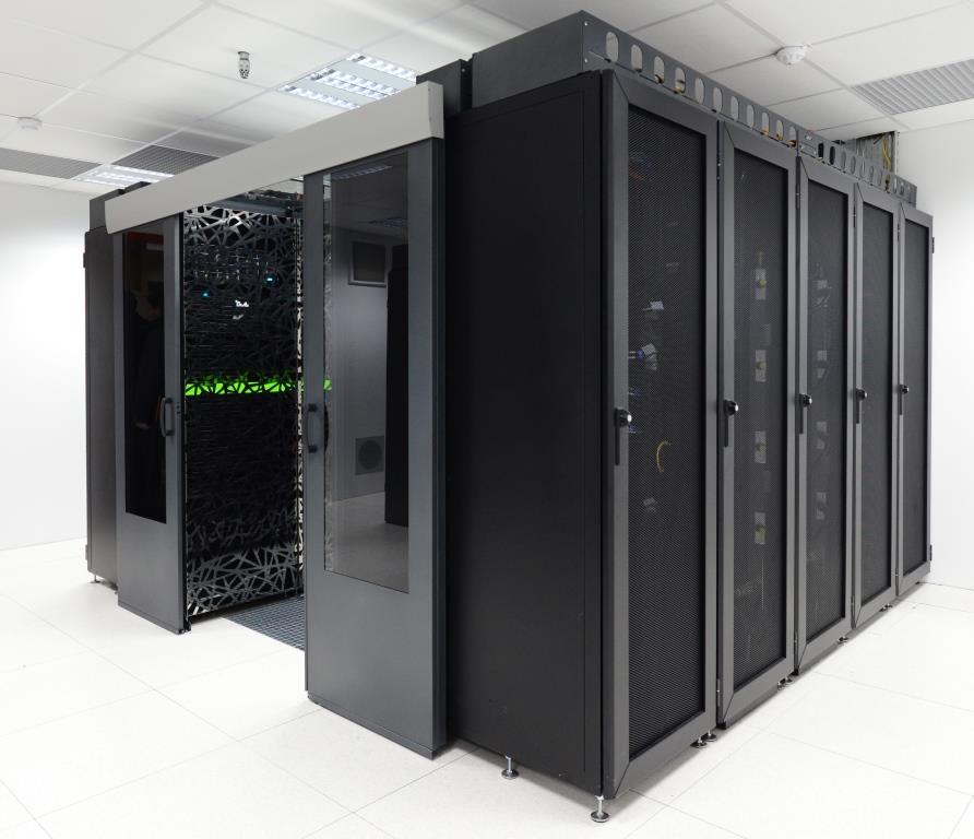 Serveurs du supercalculateur