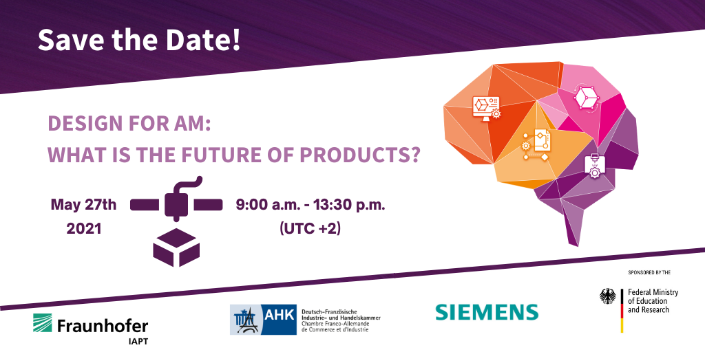 Design for AM: what is the future of products?